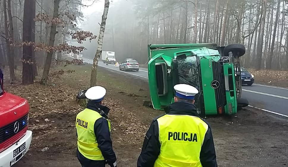 Film do artykułu: Karambol pod Bydgoszczą! Zderzenie pięciu samochodów w Wypaleniskach, spore utrudnienia