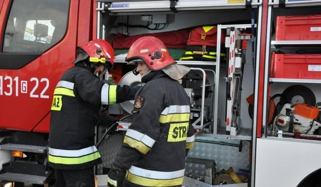 Wybuch gazu w kamienicy w Chorzowie