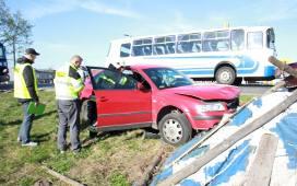 7-letnie dziecko ranne w wypadku