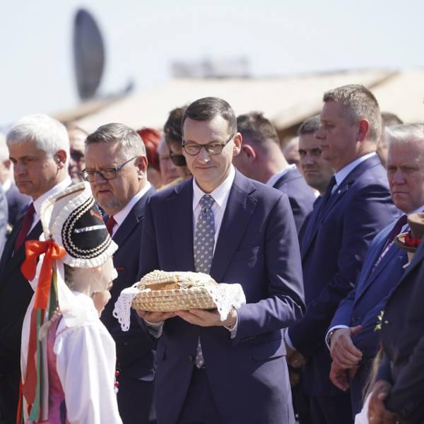 Mateusz Morawiecki w Kolnie: Polska musi być jak tarcza