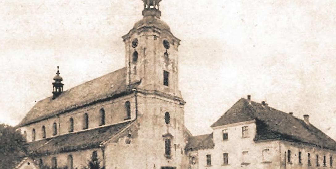 Do parafii w Jemielnicy należeli wierni z tej wsi oraz z Łazisk, Wierchlesia, Żędowic, Barutu, Szczepanka i Dziewkowic