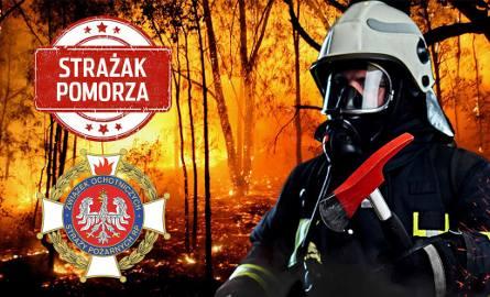 STRAŻAK POMORZA Zgłoś strażaka, jednostkę OSP lub młodzieżową drużynę pożarniczą do nagrody w plebiscycie