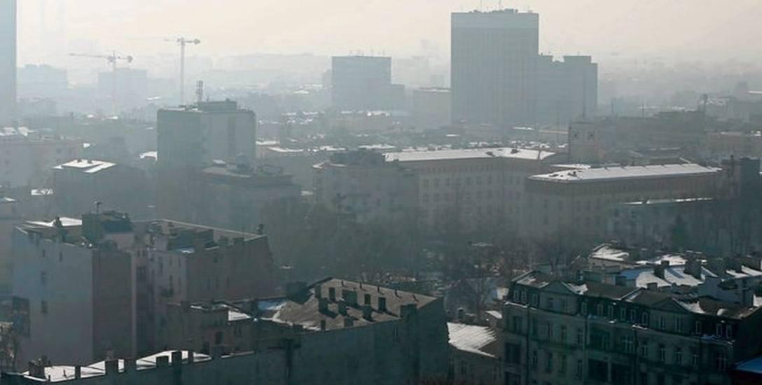 Powietrze nad Łodzią aż gęste od cząstek szkodliwego pyłu!