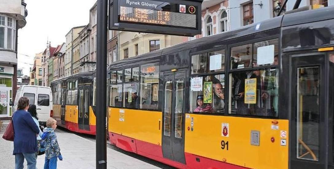 Oprócz modernizacji torowisk, miasto planuje też zakup ośmiu nowych wagonów tramwajowych
