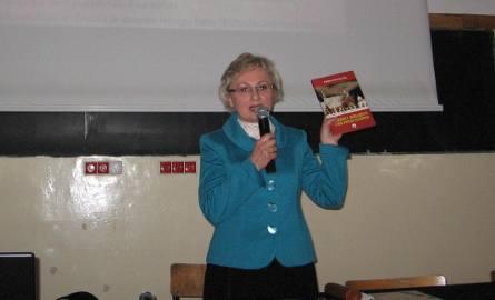 Elżbieta Orzechowska zachęciła do przeczytania swojej książki