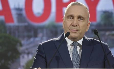 Wybory parlamentarne 2019. Konwencja Koalicji Obywatelskiej. Grzegorz Schetyna: Płaca minimalna może wynieść nawet 5000 zł