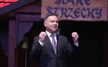 Sędzia Ochocki w swoim wpisie nawiązywał do przemówień Andrzeja Dudy, które prezydent wygłasza podczas wizyt w różnych polskich miastach, m.in. w Ka