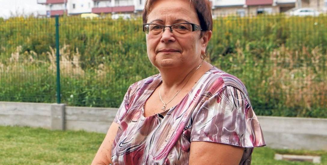 Barbara Mroczka: mieszkańcy ul. Iwonickiej wystąpili z propozycją utworzenia na tym terenie  zielonej strefy ciszy