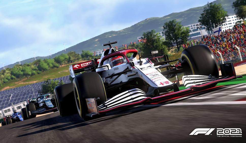 Film do artykułu: Tor Algarve jest już w grze F1 2021. Zobacz onboard z Portimao