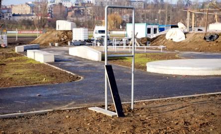 Miasto nie podaje konkretnej daty, ale wiadomo, że skatepark ma być otwarty na początku przyszłego roku