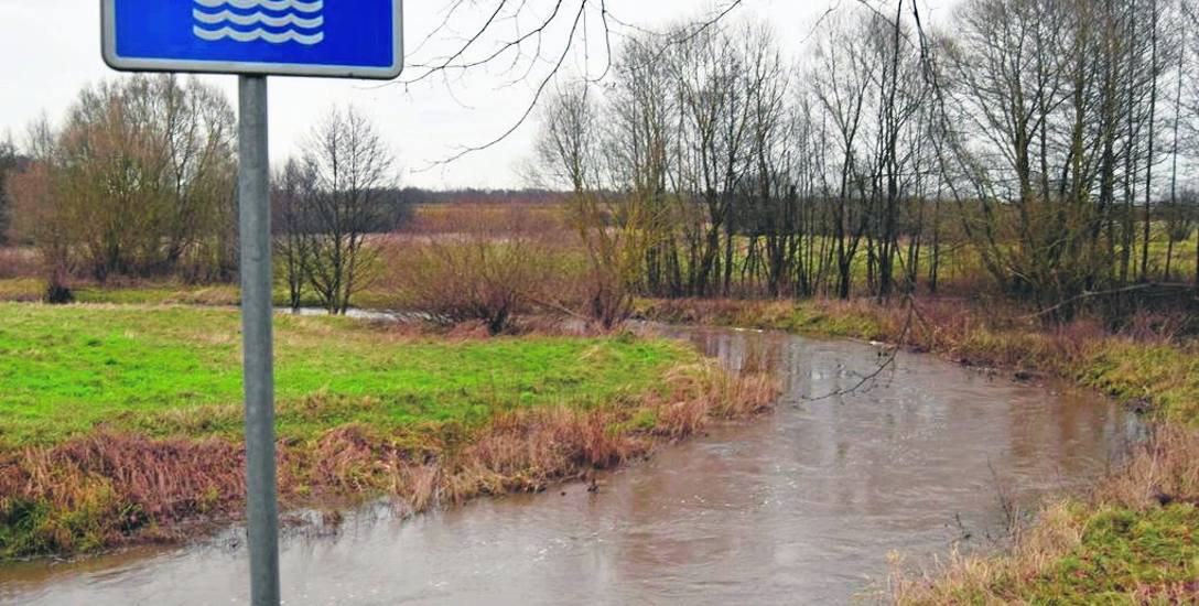 Rzeczka Perznica koło Grzmiącej, dopływ Parsęty. I za rzeki będą odpowiadać Wody Polskie