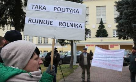 Rolnicy będą protestować w środę w Sępólnie!