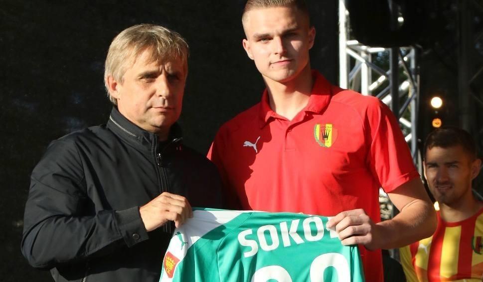 Film do artykułu: Dwaj piłkarze Korony Kielce zagrali w reprezentacji Polski do lat 19 w meczu towarzyskim z Walią