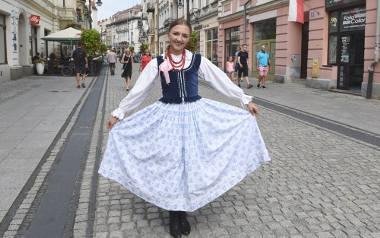 Dominika Szołdrowska  - najpiękniejsza Góralka z Mystkowa