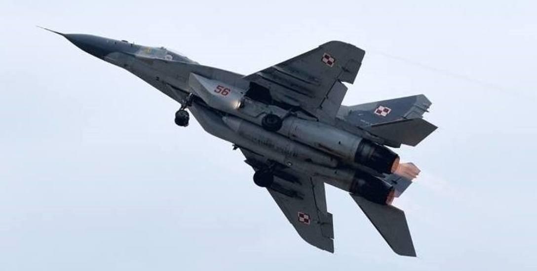 Piloci chcą już latać, ale MiG-i 29 są nadal uziemione