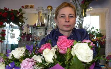 O kwiatach w Dniu Kobiet rozmawiamy z Katarzyną Saracen z Sandomierza.