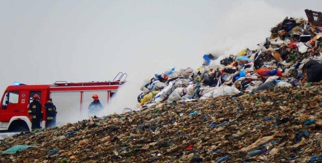 To właśnie u nas rozpoczęła się fala pożarów na wysypiskach odpadów. Niestety dla wielu śmieciowych biznesmenów to najtańszy sposób utylizacji śmiec