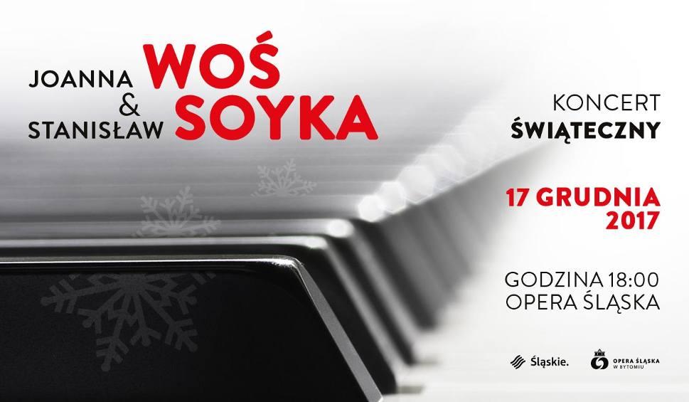 Film do artykułu: Śląski koncert świąteczny w Operze Śląskiej w Bytomiu. Wystąpią Joanna Woś i Stanisław Soyka