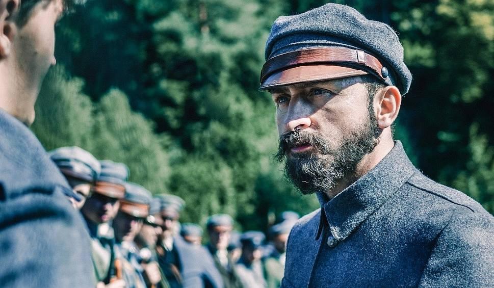 Film do artykułu: Michał Rosa. Piłsudski to teraz Borys Szyc (zdjęcia, wideo)