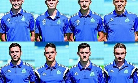 Ruch Chorzów ma  ośmiu nowych piłkarzy