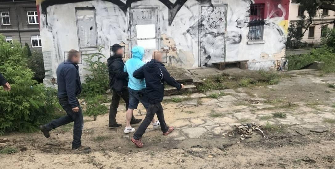 Chuligani z Żywca i Bielska-Białej pobili się na stadionie