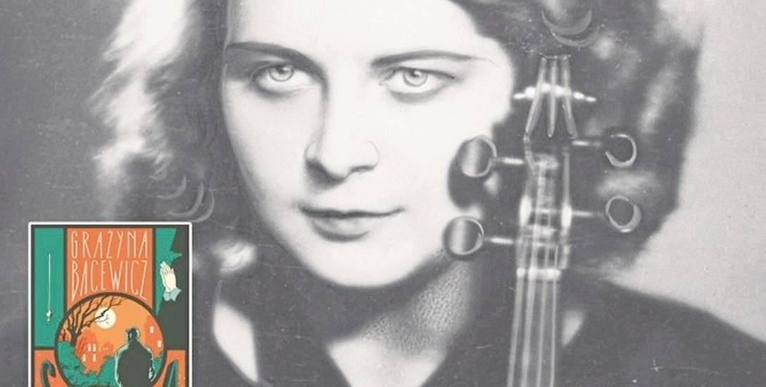 Grażyna Bacewicz dotąd nie była znana jako autorka kryminałów