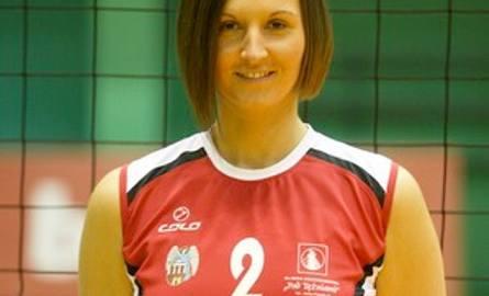 Dorota Olszewska (panieńskie nazwisko - Lewandowska) - doświadczona siatkarka ograna w wyższych ligach, jest cennym nabytkiem Stali Grudziądz