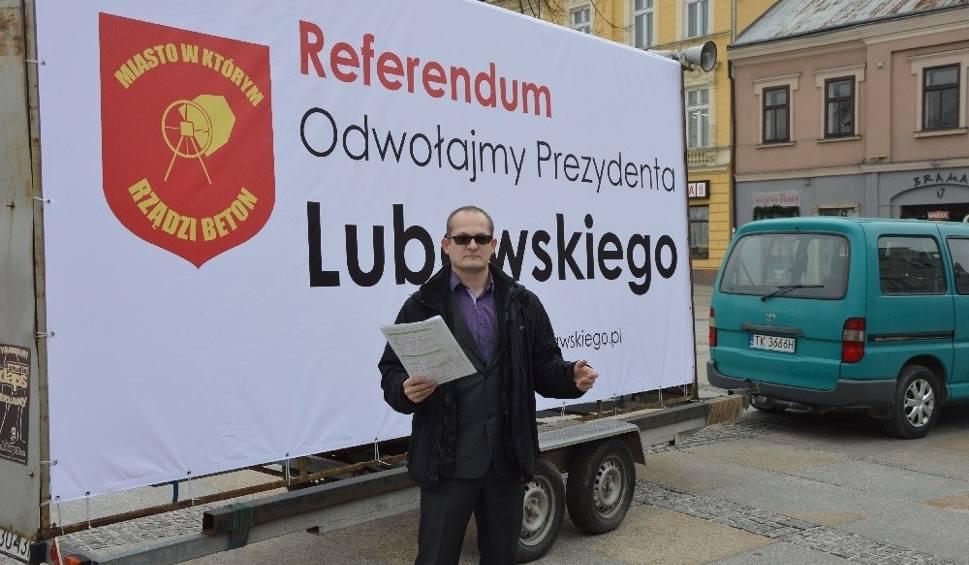 Film do artykułu:  Referendum w Kielcach. Ile podpisów? Tajemnica