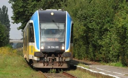 Odbudowa torów z Murowa do Namysłowa miała być częścią większej inwestycji.