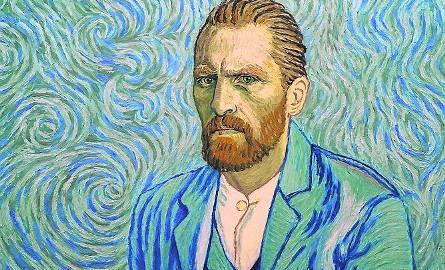 """Robert Gulaczyk przemieniony w van Gogha w filmie """"Twój Vincent"""""""