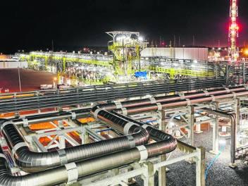 Sprowadzamy coraz mniej gazu z Rosji, a coraz więcej drogą morską, w postaci skroplonej.