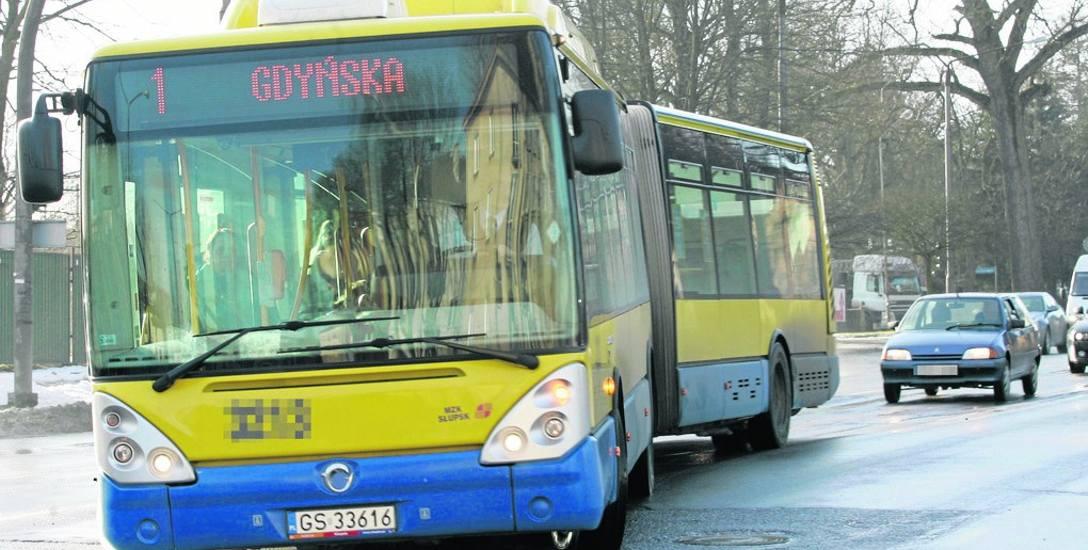 Według naszej czytelniczki ze Słupska, kierowca autobusu linii nr 1 w niedzielę wieczorem zmienił trasę przejazdu