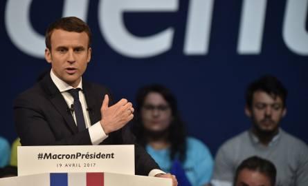 Wybory prezydenckie we Francji 2017: Rosyjscy hakerzy zaatakowali kampanię Macrona