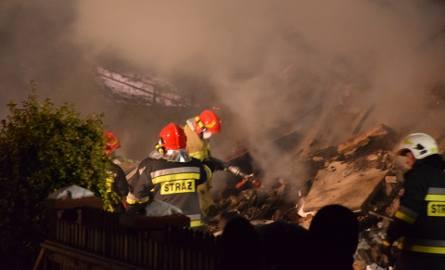 Wybuch gazu w Szczyrku zabił osiem osób