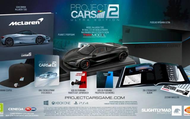 Project Cars 2: Premiera. Bardzo szybka premiera (wideo)