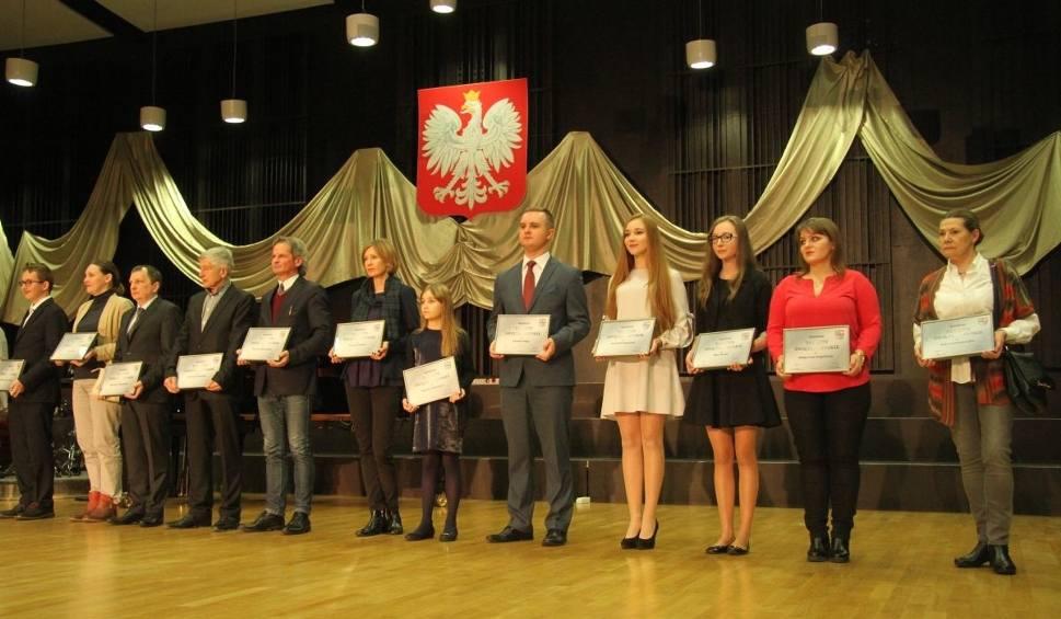 Film do artykułu: Marszałek wręczył Talenty Świętokrzyskie. Trzech laureatów z Końskich