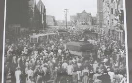 Poznański Czerwiec zgromadził dziesiątki tysięcy ludzi