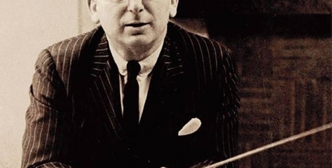 Franz Waxman, jedyny zdobywca Oscara dwa razy z rzędu.