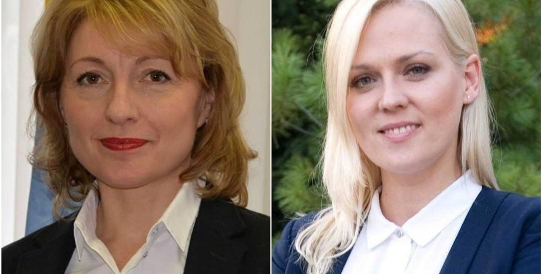 Beata Siedlecka pokieruje ponownie Dęblinem/Marta Majewska, nowa burmistrz Hrubieszowa
