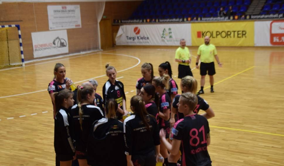 Film do artykułu: Korona Handball Kielce przegrała na inaugurację memoriału Kowalczyka