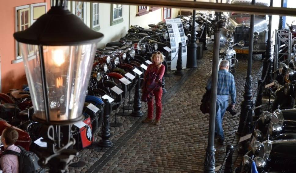 Film do artykułu: Dziesiąte urodziny Muzeum Motoryzacji w Gdyni [ZDJĘCIA, WIDEO]