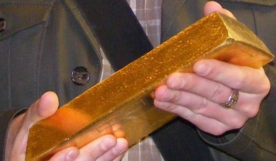 Film do artykułu: Podkarpacka afera ze sztabką złota. Proces księdza ma ruszyć od nowa