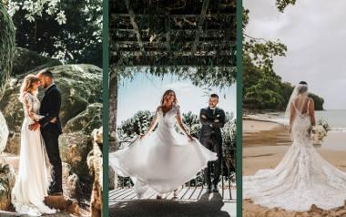 Suknia ślubna 2019. Najmodniejsze kroje i sukienki ślubne w tym sezonie. Jaką sukienkę wybrać na ślub? Piękne propozycje dla Panny Młodej