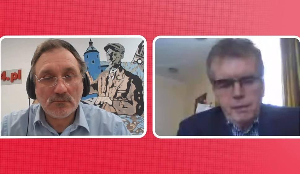 Film do artykułu: Ustka w okresie kwarantanny - rozmowa z burmistrzem Jackiem Graczykiem