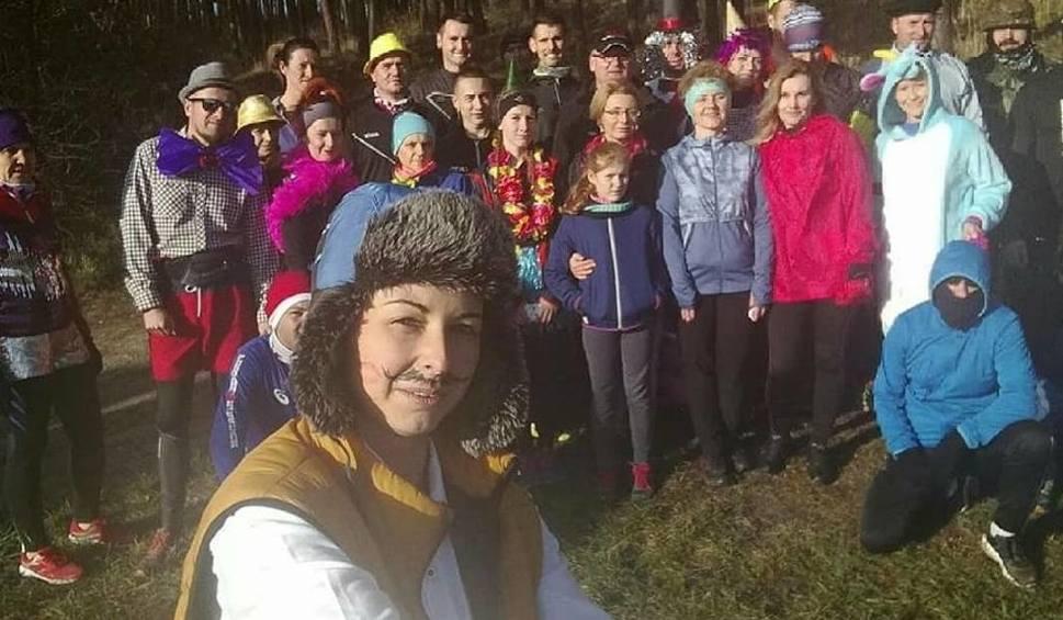 Film do artykułu: Sylwestrowy bieg w Pińczowie ze zbiórką dla potrzebującej