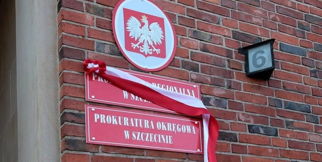 Szczecin. Spięcie na linii petent-prokuratura. W tle koronawirus