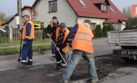 Remont drogi 211 w Kartuzach w piątek 20.10.2017 r. sparaliżował ruch w mieście