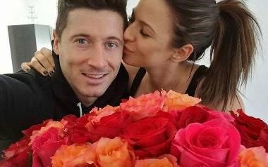 Lewandowski dał róże, Grosicki zaprosił na obiad. Tak piłkarze spędzają Walentynki [ZDJĘCIA]