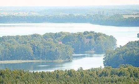 Atutem okolic Strzelec Kraj. są jeziora. W końcu to tutaj leżą... Lubuskie Mazury