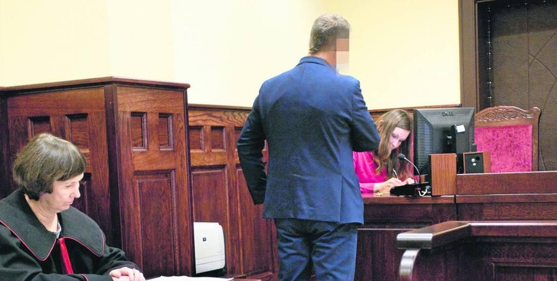 Wcześniej sprawa Jacka B. odbyła się w Słupsku. Prowadził ją sędzia z wydziału odwoławczego.